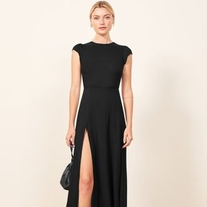 85b074ec7b021 Reformation Gavin Dress size 6